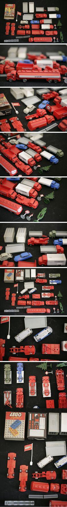 LEGO VINTAGE - FOR SALE NOW ON EBAY.DE