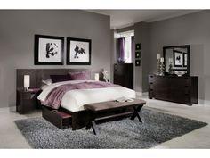 Casa Moda 7-PC Wall Storage Bedroom Package - American Signature Furniture