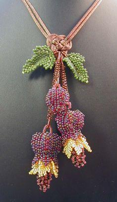 tyrolean lamp (aka tasseled abutilon or flowering maple) beadjapan.net