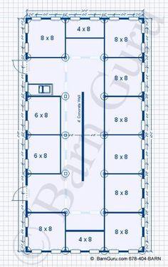 dog kennel blueprints - Google Search                                                                                                                                                                                 More