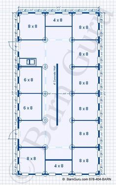 dog kennel blueprints - Google Search