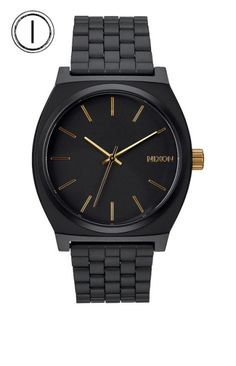 B&C's Gift Guide: Boyfriend/Husband #Twinspiration22 #NixonMatteBlackWatch #GiftGuide