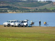 Theewaterskloof Dam near Villiersdorp Water Sports Activities, Sports Clubs, Going Fishing, Africa Travel, Campsite, Cape Town, South Africa, Places To Go, Photo Galleries