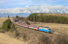 Krysa a Tatry Rail Transport, Bahn, Transportation, Travel, Fashion, Paths, Iron, Voyage, Moda