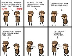 Don't care for MBTI...but the INTJ one is so me. Lol.