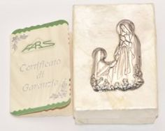 Rosary Boxes in Silver, Pearl and Plastic all depicting the Apparitions in different Shapes and Sizes. Different Shapes, Boxes, Pearls, Silver, Art, Art Background, Crates, Money, Kunst