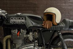 Return of the Cafe Racers   Custom and classic motorcycle news