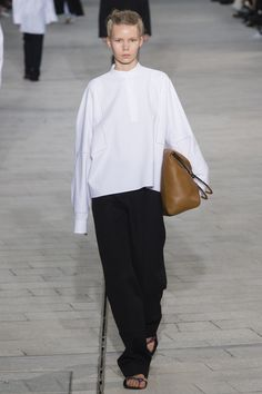 Jil Sander Spring 2018 Ready-to-Wear Collection - Vogue