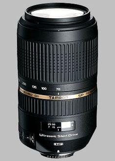 Tamron SP 70-300mm Di VC USD Tested | SLRGear.com