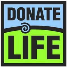 April is organ and tissue donation awareness month!