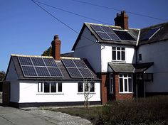 Solar Photovoltaic Wrexham Solar Thermal Panels, Solar Panels, Heat Pump, Energy Technology, Heating Systems, Renewable Energy, Remote, Outdoor Decor, Design