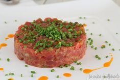 la cocina de aficionado: Steak tartar Antipasto, Fresco, Steak Tartare, Best Steak, Gazpacho, Ceviche, Meatloaf, Brunch, Beef