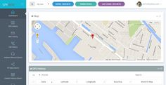 real time cell phone tracking