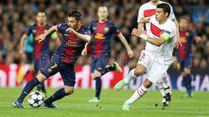 FC Barcelona 1 - 1 PSG #FCBarcelona #Game #Match #ChampionsLeague