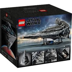 Lego release their new exclusive item. Righ now, that's good news for Star Wars fans. Lego will release Star Wars Imperial Star Destroyer! This cool stuff will be launching soon! Lego Star Wars, Star Wars Disney, Star Wars Set, Star Trek, Star Destroyer, Lego Building Sets, Lego Sets, Millennium Falcon, Legos