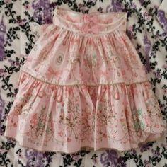 Angelic Pretty's AngelicPretty [Sweetie Chandelier] Skirt (Pink) Women's Skirt (Knee-length Skirt) product photo