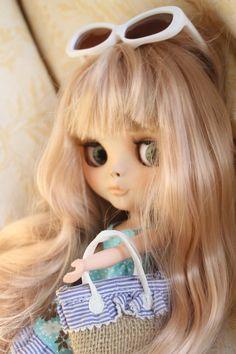 Blythe OOAK Custom doll by DarlingsByAlex on Etsy
