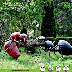 Giant Ant Fiberglass Sculpture For Insect Park , Find Complete Details about Giant Ant Fiberglass Sculpture For Insect Park,Giant Ant Fiberglass Sculpture,Ant Fiberglass Sculpture,Giant Ant Sculpture from Other Amusement Park Products Supplier or Manufacturer-Sichuan Lituo Landscape Science & Technology Co., Ltd.