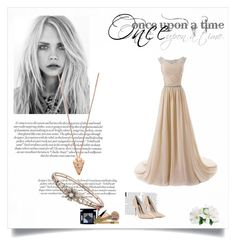 """once upon a time"" by lauraceron777 on Polyvore featuring Pamela Love, Sophia Webster and Once Upon a Time"