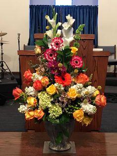 Easter Flower Arrangements, Easter Flowers, Floral Arrangements, 3, Florals, Floral Wreath, Wreaths, Table Decorations, Home Decor