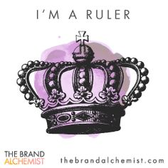 I'm organised   responsible - I'm a Ruler. What are you