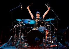 New Study Finds Drummers' Intelligence Linked to Drumming Patterns