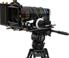 Blackmagic Pocket Cinema Camera  A true Super 16 digital film camera  that's small enough to take anywhere!Tripod