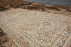 Nora mosaico - Pula - Sardinia