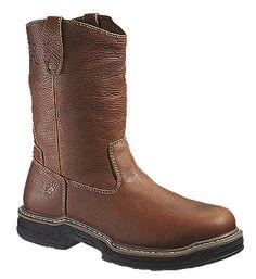 Wolverine Boots Wolverine Brown Raider Mulitshox Steel Toe Boot 10 Inch Men Boots W02427