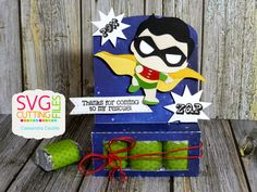 CREATING with COLOR by CASSANDRA: Super Hero Blog Hop