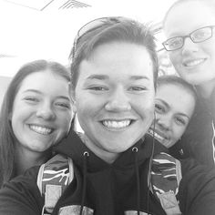 """""""These four young women are the first enlisted females ever to complete the Marine Corps' infantry combat training regimen.""""   The First Four Women to Pass Marine Infantry Training Took This Selfie"""