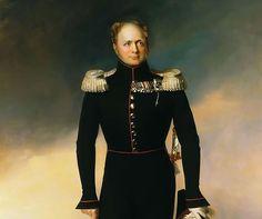 Крестным отцом Нестора Кукольника был император Александр I.