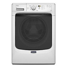Cu.Feet. Maxima Front Load Washing Machine with Large Capacity and PowerWash Cycle MHW3100DW