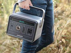 Переносной аккумулятор Anker PowerHouse стал легче и компактнее