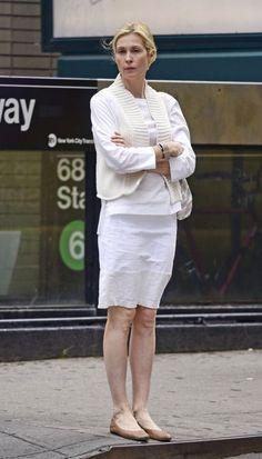 Kelly Rutherford #fashion #gossipgirl