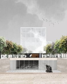 Superunion Architects is an office focusing on architectural production in a contemporary metropolitan and cultural context.
