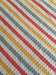 Navajo Indian Multi Colored Afghan Free Pattern Don T