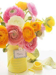 30 leichte Blumen Deko Ideen zum Muttertag - gute Frühlingsstimmung