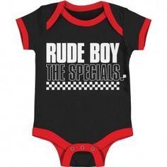 Specials Rude Boy Bodysuit