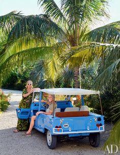 Alessandra Branca's Chic Bahamas Getaway