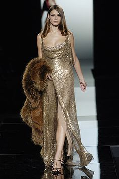Elie Saab   Fall 2005 Couture Collection   Style.com