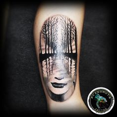 A good choice for your new tattoo created by Acanomuta Tattoo Studio.