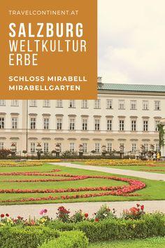 In #Salzburg ist ein Teil UNESCO Weltkulturerbestätte der barocke Mirabellgarten u. das #Schloss Mirabell. Tipps für #Sehenswürdigkeiten, tolle Fotomotive, Insider-Wissen. #reiseziele #kultur #städtetrip #österreich #entdecken #ausflugsziele #gärten Salzburg, Pictures, Photo Mural, Road Trip Destinations, Destinations, Viajes, Tips, Culture