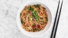 This Soba Noodle Salad Has Seen Me at My Worst—and Made Me Better | Bon Appetit