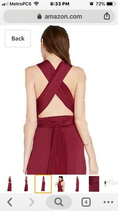 a471da52448 Details about Maitai Multiways Formal Cocktail Halter Sle Asymmetrical Dress  Sz Medium