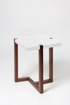 PIET side table - White