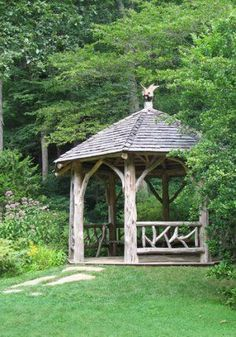 How to Decorate Your Backyard Gazebo