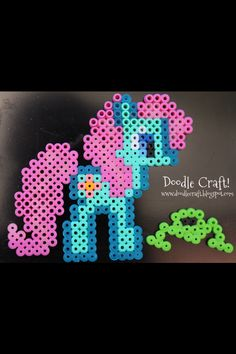 Cross stitch perler beads hamabeads