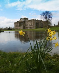 Lyme Park, Disley, UK . Find your Mr. Darcy at this home used as Pemberly in the BBC's Pride & Prejudice
