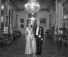 MYROYALS & HOLLYWOOD FASHION:  The Swedish Royal  Court has released a new photo of King Carl Gustaf and his daughter Crown Princess Victoria, March 5, 2014.